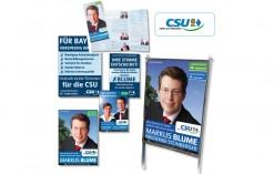 CSU - Blume
